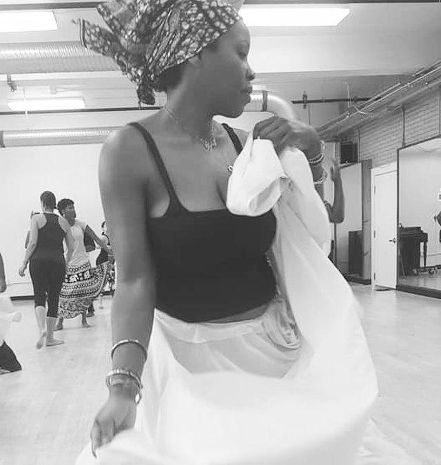 Afro Cuban Orisha Dance